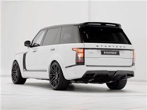 Startech / Range Rover вид сзади