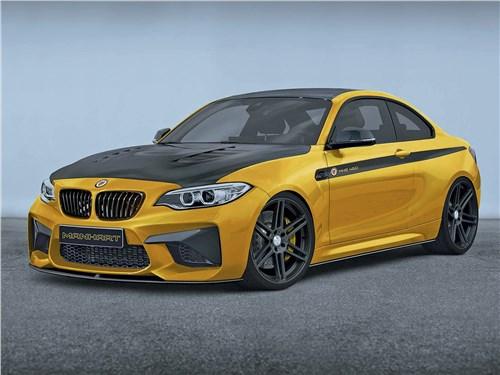 MANHART RACING | BMW M2 вид спереди