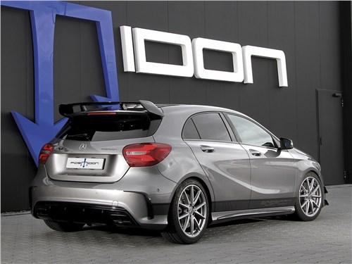 Posaidon | Mercedes-AMG A 45 вид сзади