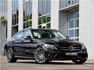 Brabus / Mercedes-Benz C-Class вид спереди