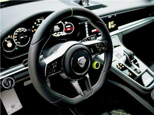 Techart | Porsche Panamera Turbo S E-Hybrid Sport Turismo салон