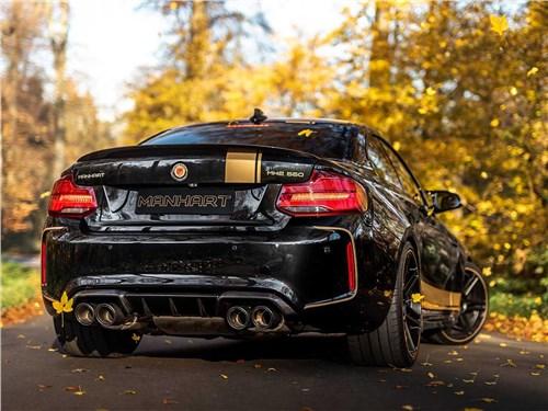 Manhart | BMW M2 Competition вид сзади