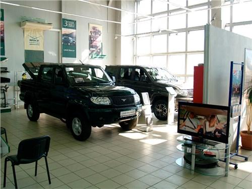 Новость от автоконцерна UAZ По итогам 2015 года УАЗ увеличил свою долю на российском рынке