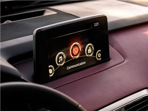 Mazda CX-9 2016 монитор