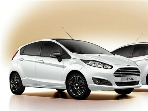 Новость про Ford - Ford запустил в серию новую версию Focus и Fiesta для российского рынка