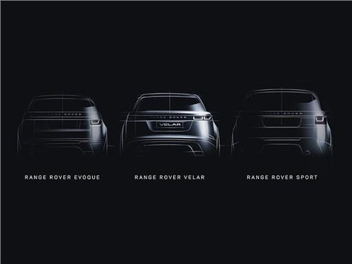 Новость про Land Rover - Land Rover подтвердил разработку нового кроссовера Velar