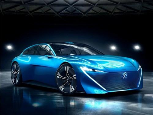 Peugeot рассказал о своем первом автономном концепте