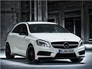 Mercedes-Benz показал самый «крутой» A-Klasse