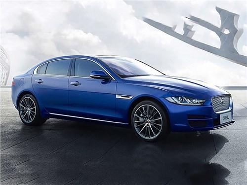 Jaguar растянул седан XE
