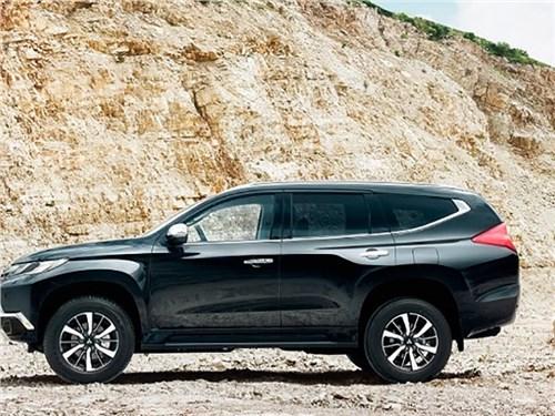 Mitsubishi Pajero Sport получил спецверсию в России