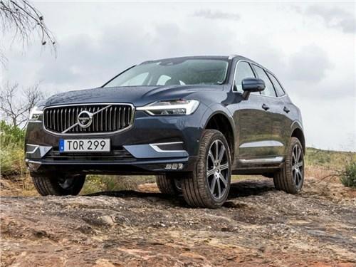 Новость про Volvo XC60 - Volvo XC60