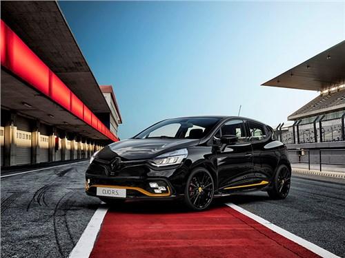 Renault представила спецверсию Clio R.S.