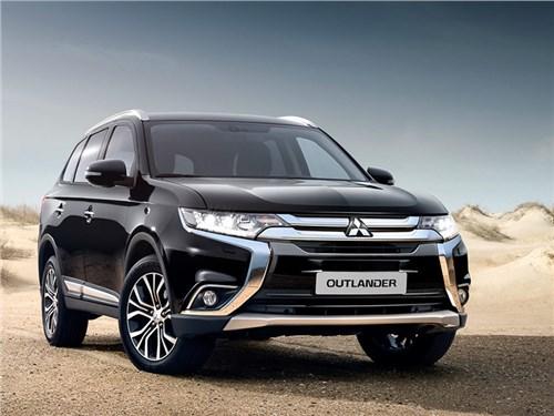 Планы Mitsubishi в России: рост продажи и новые версии Outlander