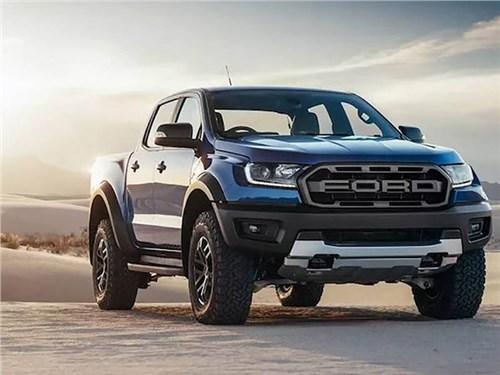 Новость про Ford Ranger - Ford Ranger Raptor