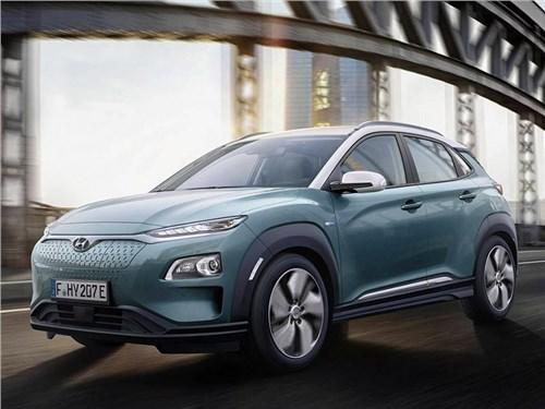 Новость про Hyundai Kona - Hyundai Kona Elektrik