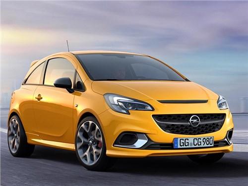 Новость про Opel Corsa - Opel Corsa