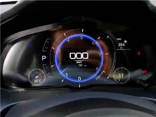 Новая Mazda3 получит виртуальную приборную панель