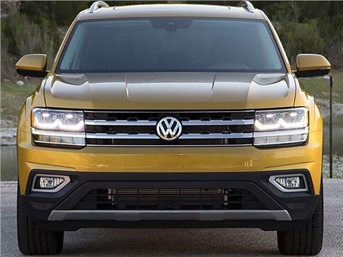 Volkswagen сделает пикап для американцев