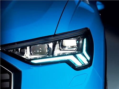 Audi показала новую Q3 на видео