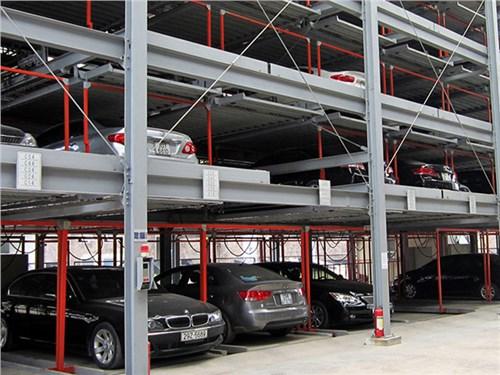 В России откроют парковки-пазлы