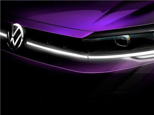 Новость про Volkswagen - Volkswagen Polo рассекретили до премьеры