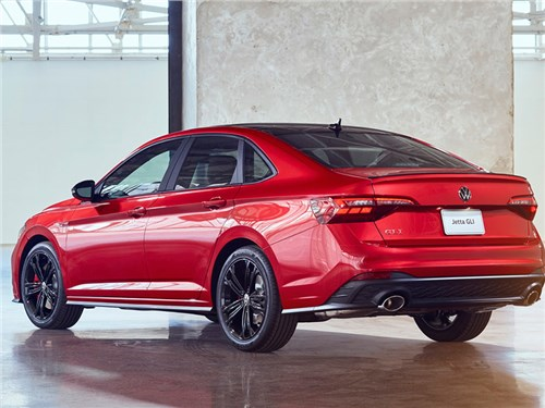 Volkswagen обновил модель Jetta