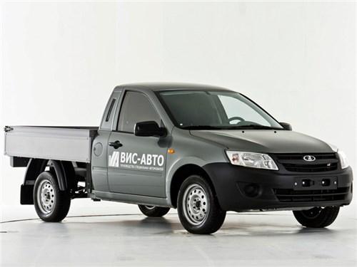 Новость про Lada - У АвтоВАЗа появились собственные пикапы