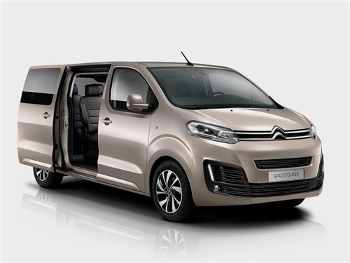 Новость про Citroen - Citroen SpaceTourer 2016