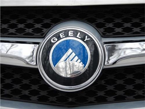 В январе объем продаж Geely во всем мире вырос на 2 процента