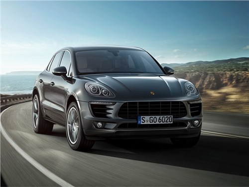 «Бюджетный» Porsche Macan скоро выйдет на российский рынок
