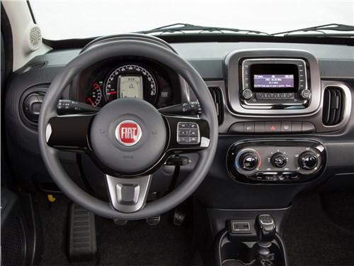 Предпросмотр fiat mobi 2017 водительское место