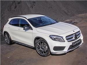 Carlsson / Mercedes-Benz GLA вид спереди