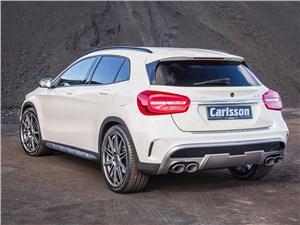 Carlsson / Mercedes-Benz GLA вид сзади