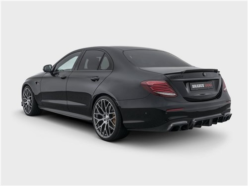 Brabus | Mercedes-AMG E 63 S вид сзади