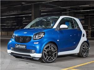 Carlsson / smart ForTwo вид спереди