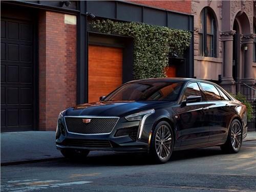 Новость про Cadillac CT6 - Cadillac CT6