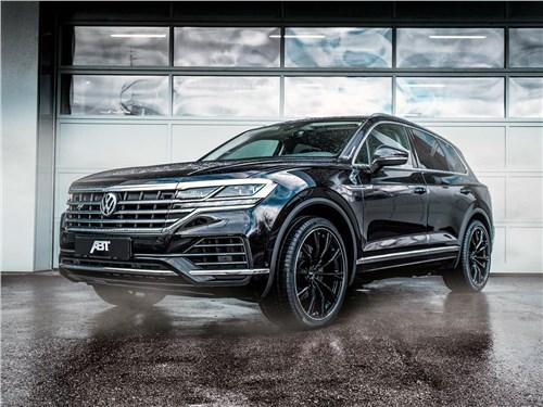 ABT Sportsline | Volkswagen Touareg вид спереди