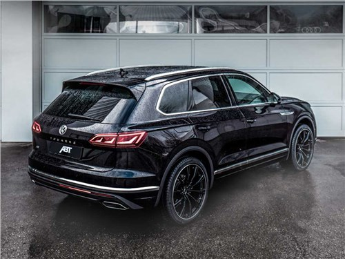 ABT Sportsline | Volkswagen Touareg вид сзади
