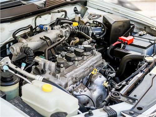 Nissan Almera Classic 2006 двигатель