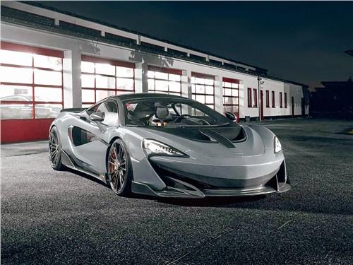 Novitec |McLaren 600LT вид спереди