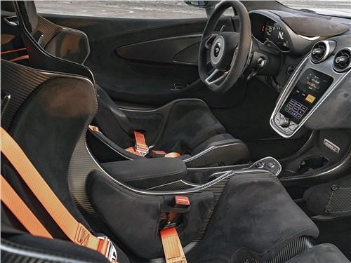 Novitec |McLaren 600LT салон
