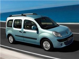 Renault Kangoo получит долгожданный двигатель