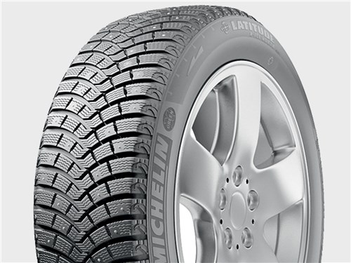7 MICHELIN LATITUDE X-ICE NORTH 2+
