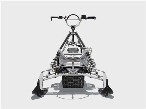 Передняя подвеска AXYS® RMK с амортизаторами Walker Evans Piggyback