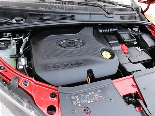 Lada XRay 2015 двигатель