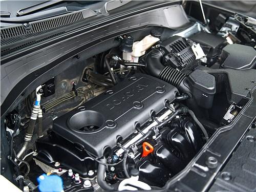 Kia Sorento 2012 двигатель
