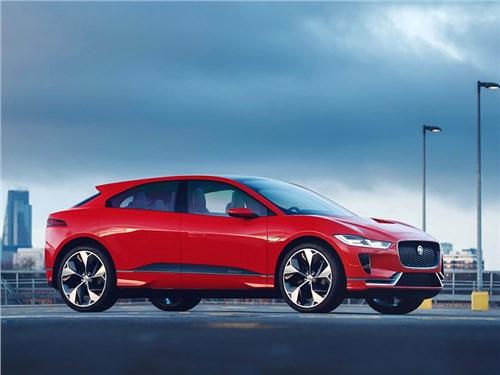 Дебют концепта Jaguar I-PACE в Женеве