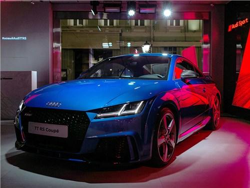 Audi TT: старт дан