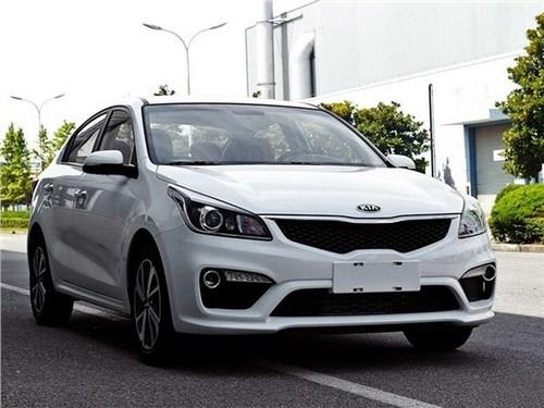 Kia Rio нового поколения ставят на конвейер