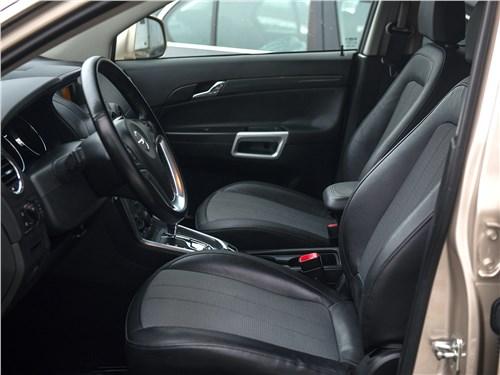 Opel Antara 2011 передние кресла
